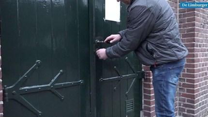 Video: Rimburgse kerk voorlopig op slot: drugsspuiten werden schoongemaakt in wijwaterbakjes
