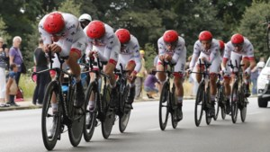 'Onmogelijk om zes kilo aan te komen tijdens de Tour de France'