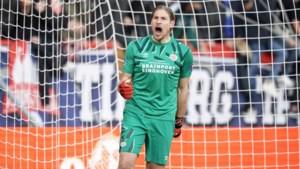 Nog geen zekerheid voor PSV-doelman Lars Unnerstall