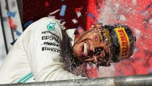 'Machine' Hamilton waarschuwt concurrentie Formule 1