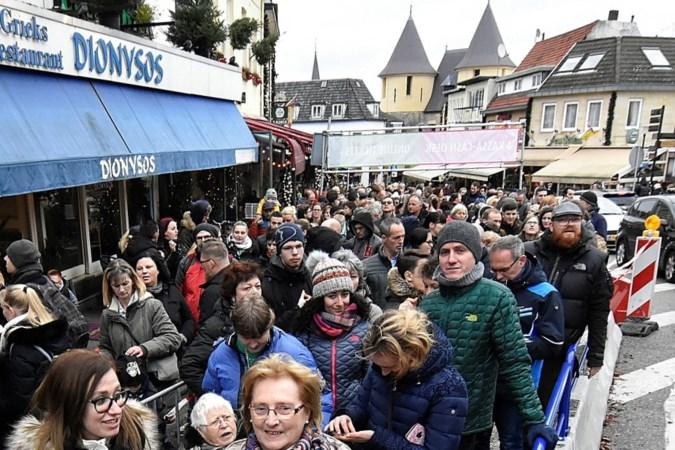 Evaluatie Kerststad met inwoners Valkenburg: verstikkende drukte, onnodige omleidingen