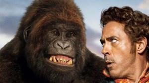 Dr. Dolittle op chaotische wereldreis met pratende dieren