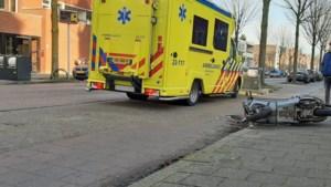 Scooterrijder gewond bij aanrijding in Blerick