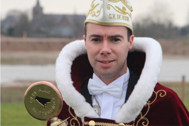 Vijf vragen aan prins Ralf I Hendrix van de Ruuk uit Blitterswijck