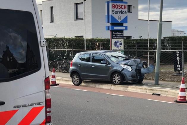Traumahelikopter opgeroepen na aanrijding met fietser in Urmond