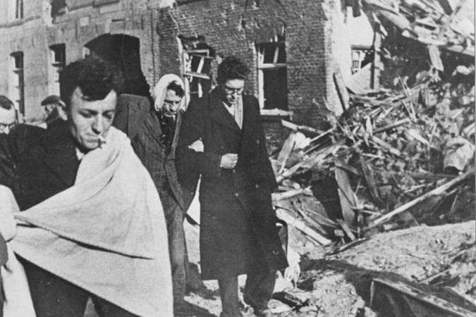 Els (3) wees door verwoestende bombardementen op Montfort: 'Verschrikkelijk dat ik daar als klein kind tussen heb gezeten'