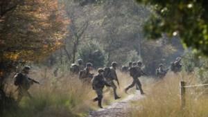 Landmacht oefent in Beekdaelen