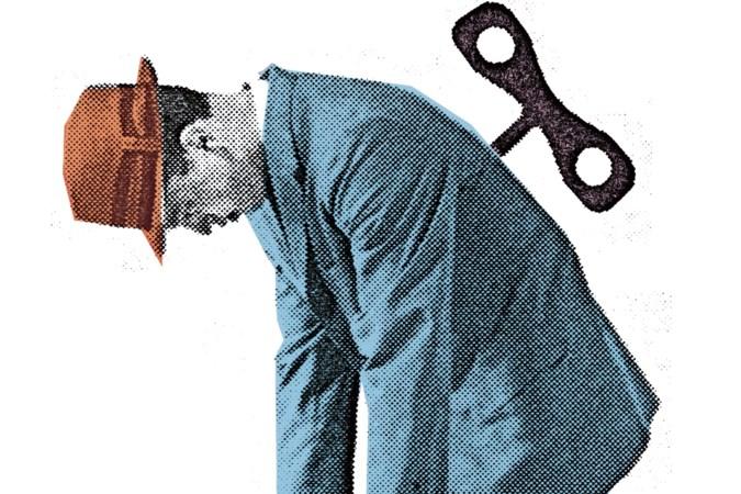 'De hele dag moe en enorm chagrijnig': wat doen we aan de winterdip op het werk?
