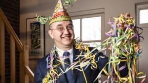 Burgemeester Jos Hessels neemt vastelaovend serieus: 'Geen ander feest in Limburg wordt zo beleefd'