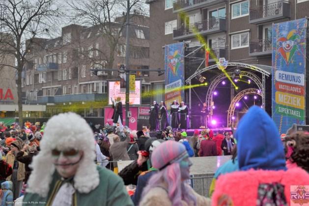 Big Benny, DJ Admin en Patrick Roger op Remunjs Sjpektakel