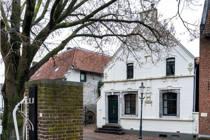 De muren in dit huis uit 1750 in Urmond zijn schots en scheef: 'Ik viel op de sfeer'