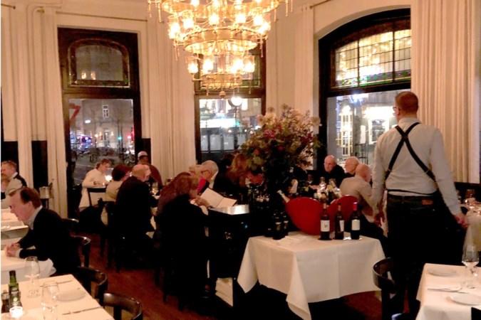 In brasserie Harry's in Maastricht is de ambiance top en de gerechten bijna