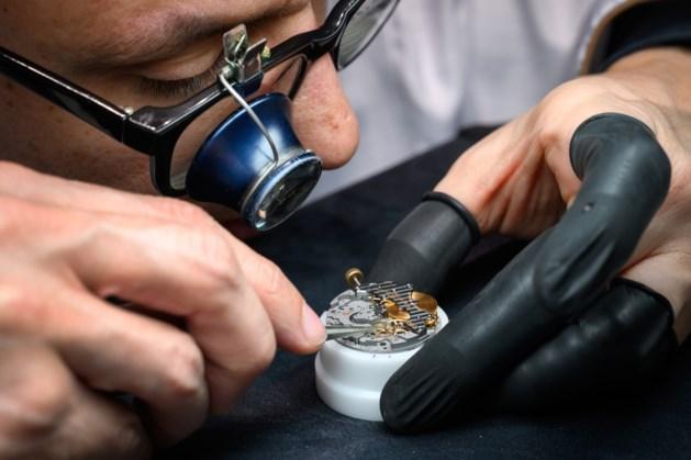Horlogeboer Richemont verkocht meer luxe klokjes tijdens de feestdagen
