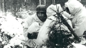 Koud begin van 1945