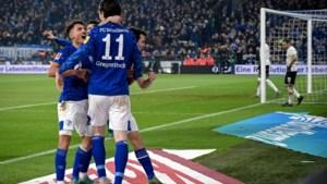 Gladbach loopt koppositie mis na nederlaag bij Schalke