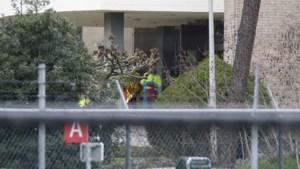 Vijftien jonge asielzoekers uit azc Overloon geëvacueerd om 'chemische lucht'