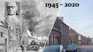 Podcast: Britse oorlogstekenaar tekende op het slagveld de bevrijding van Midden-Limburg
