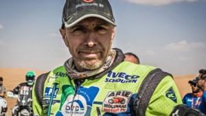 Nederlandse Dakar-rijder nog altijd in levensgevaar na val: 'Hij is er slecht aan toe'
