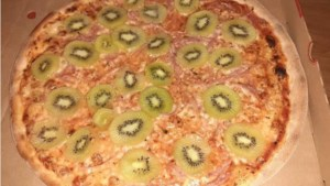 Italianen boos over kiwi-pizza