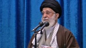Khamenei: 'Raketaanval was een slag in het gezicht van arrogante VS'