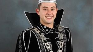 Oud-jeugdprins Lars gaat nu als 'grote' prins de vastelaovend in Kunrade voor