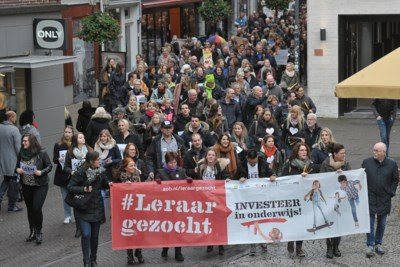 Staken of niet staken: het duivelse dilemma van de Limburgse leerkracht