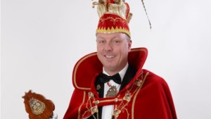 Patrick Scheren prins van Kirkstroatnarren in Brunssum
