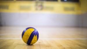 Volleybalsters Fast ten onder in Apeldoorn