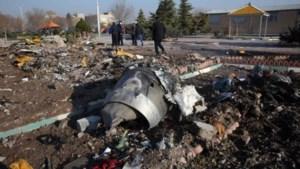 Iran belooft Oekraïne zwarte dozen gecrasht vliegtuig