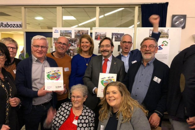 Residence De Stek Castenray winnaar Kern met Pit Trofee Limburg