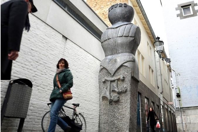 Bewoners in centrum Maastricht willen terras in de straat om verloedering tegen te gaan