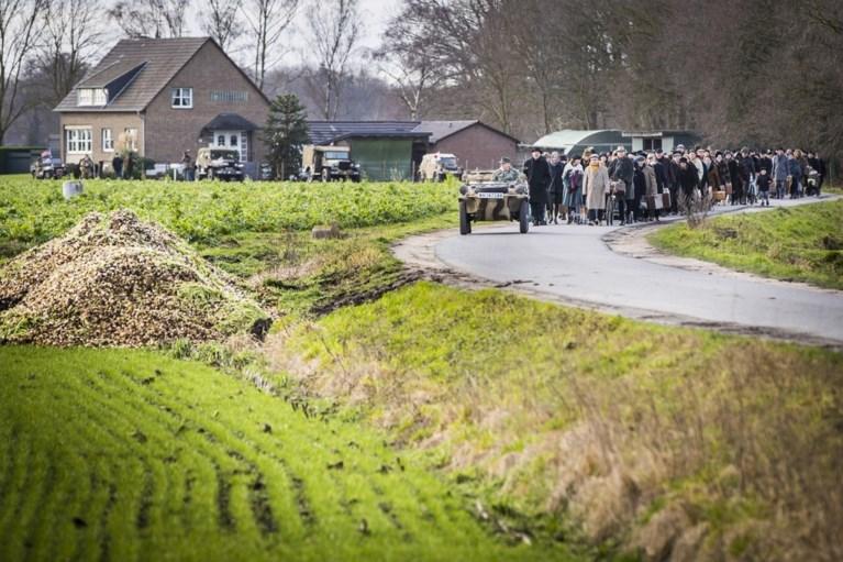 Video: evacuatie van Velden na 75 jaar herdacht