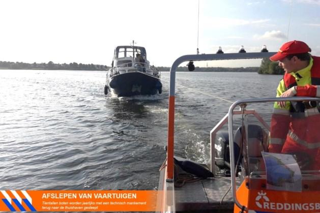 Watersport neemt toe: druk jaar Roermondse reddingsbrigade