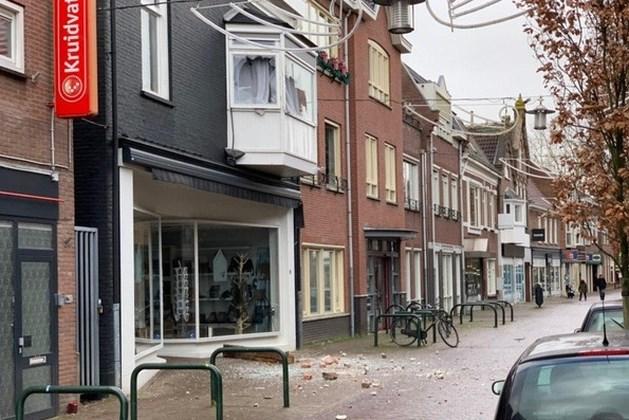 Meerdere gewonden bij explosie in woning boven winkelpand in Terborg
