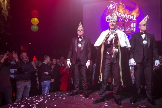 Jeroen Ewalts prins van de Pielhaas in Venray