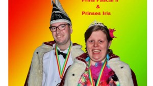 Prins Pascal en prinses Iris prinsenpaar Op de Bies Landgraaf