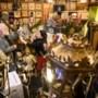 Miny en Jim én museum verlaten 'kasteeltje' in Kessel