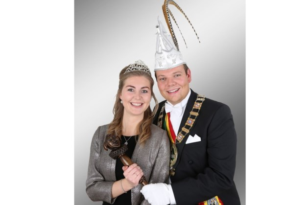 Prinsenpaar CV De Aanhawwersj Meerssen bekend