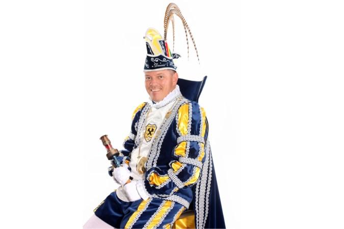 Vijf vragen aan prins Dennis I van KV Koelbertus uit Roermond; voorganger met een missie