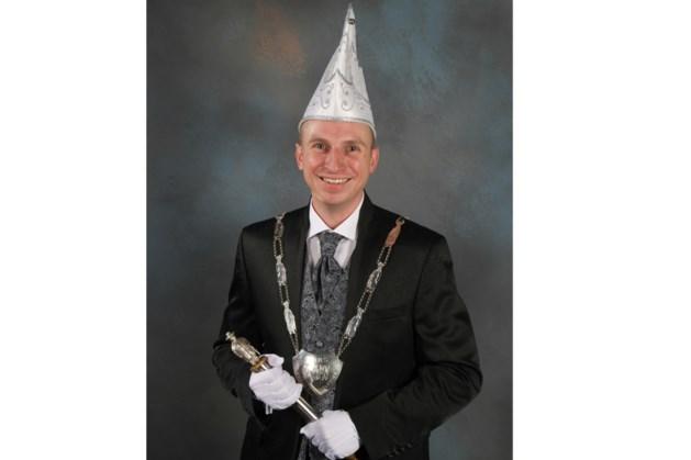 Lars Habets nieuwe prins CV De Naate Voerendaal