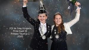 Nieuw jeugdprinsenpaar Jong Ströpere Ubachsberg bekend