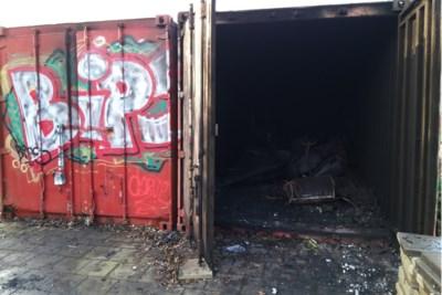 Sittardse visclub gedupeerd door brand in container: 'Ik wil niet dat zo'n oude vereniging zomaar verloren gaat'