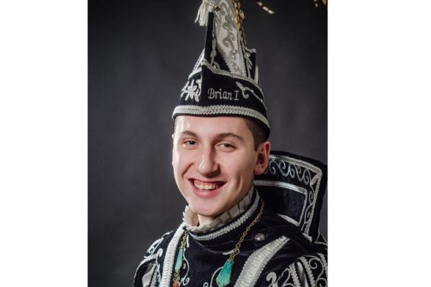 Brian Diederen nieuwe prins van Schinnen