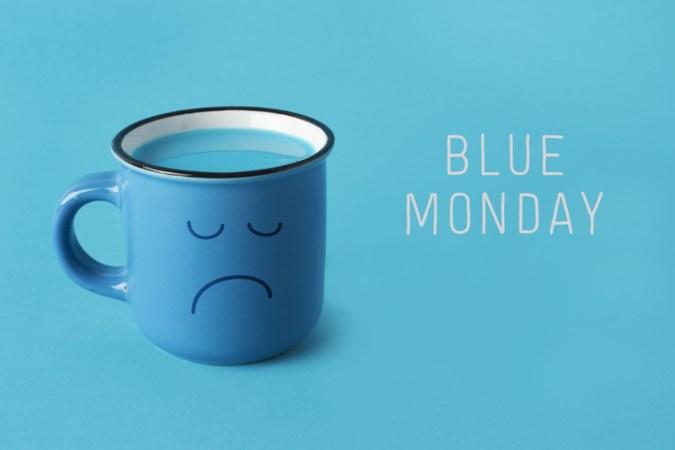 Blue Monday is eigenlijk afkicken van de feestmaand