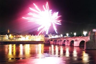 Besluit Maastrichtse vuurwerkshows uitgesteld