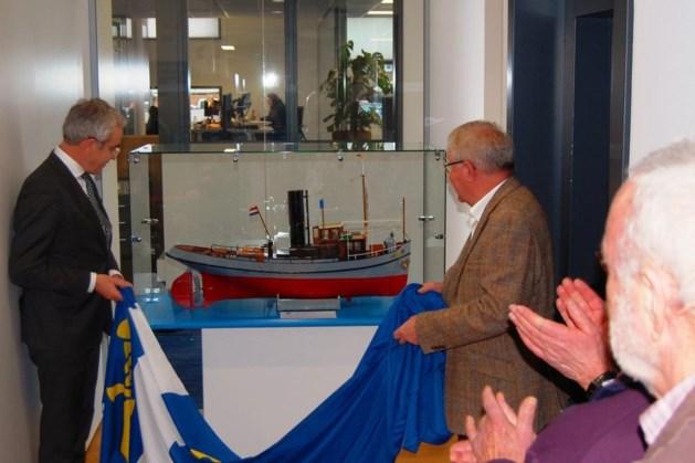 Maasgouw krijgt stoomsleepboot van museum