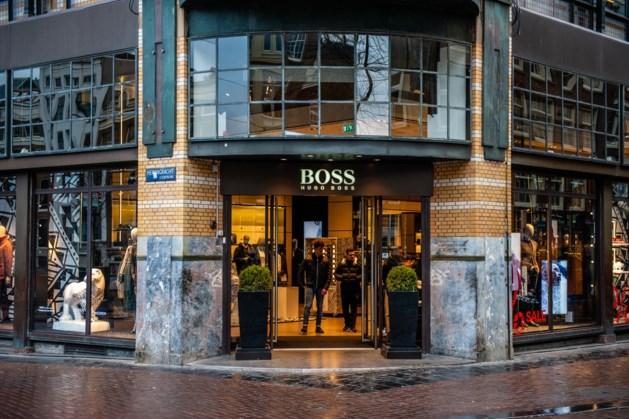Modehuis Hugo Boss groeit sterk in Europa