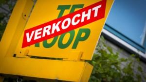 Groei woningverkoop in Limburg blijft achter, maar verkopers boeren prima