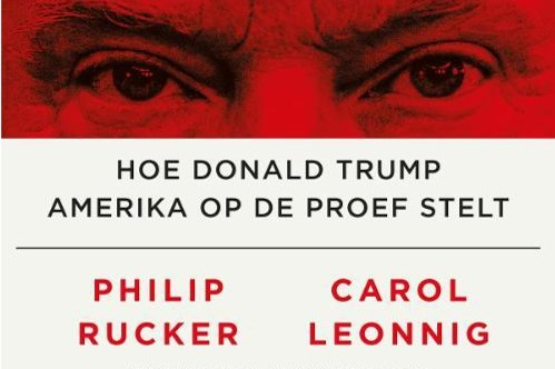 Trump in boek over zijn presidentschap: 'Ik ben een heel stabiel genie'