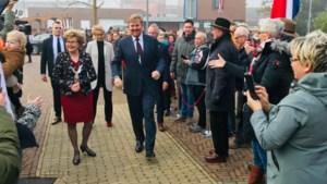 'Koning zal komende maanden vaak in Limburg zijn'